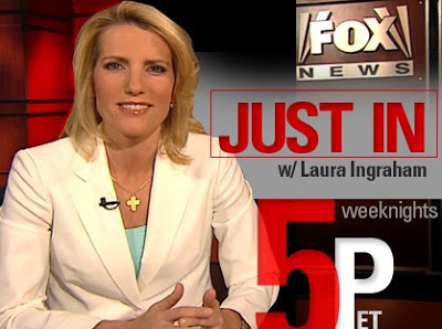 "Profiles of America's Beloved TV Celebrities (37) - Laura Ingraham's War on Fantasy ""Liberal Elites"""