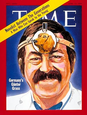 """The Believer: Nobel Prize Winner Gunter Grass, the """"Conscience of Germany,"""" Unrepentant over his Nazi Past"""