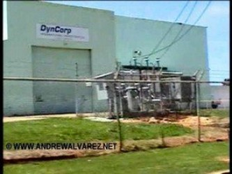 DYNCORP'S TENTACLES IN PUERTO RICO