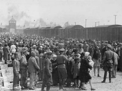 The Lexington Comair Crash, Part 25 Supplemental: The Farish Family's Auschwitz Profits and Connections