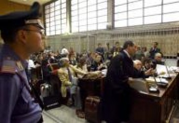 THE CIA ON TRIAL IN ITALY
