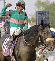 Giacomo upset The 2005 Kentucky Derby was Fixed