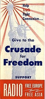 Cold War CIA Broadcasting: The Crusade for Freedom & the Birth of ...