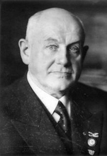Günther Quandt (28 July 1881 – 30 December 1954) was a German industrialist and Nazi who founded an industrial empire that today includes BMW and Altana (chemicals).