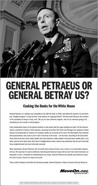 Profiles of America's Beloved TV Celebrities (9): General Petraeus