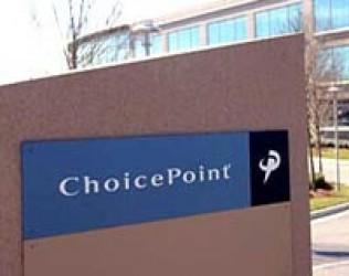 Lexington Comair Crash Supplemental: The Origin of ChoicePoint