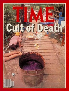 Unholy American Theocracy or has JIM JONES Gone Mainstream?